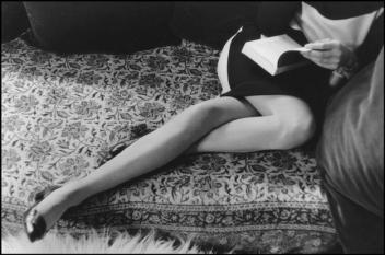 1967. Martine's Legs.