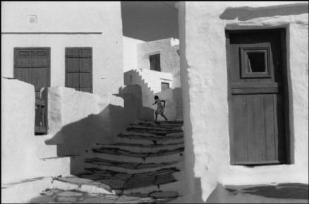 GREECE. Cyclades. Island of Siphnos. 1961.