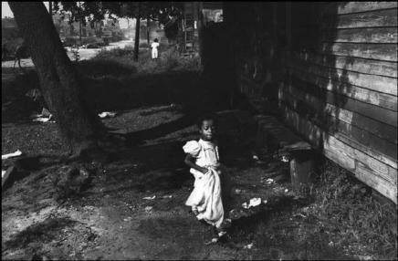 USA. Louisiana. New Orleans. 1947.
