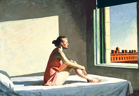 """""""Morning Sun"""", (1952)"""