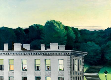 """""""House at Dusk"""", 1935"""