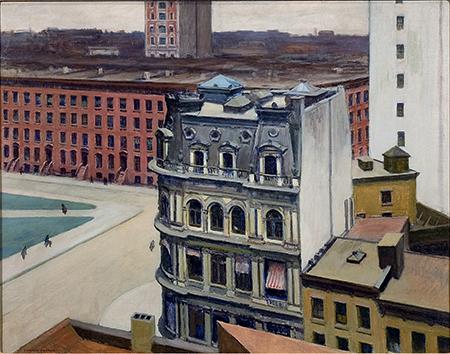"""The City"" (1927)"