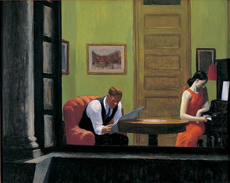 """""""Room in New York"""" (1932)"""