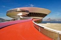 MAC - Museu de Arte Contemporanea de Niteroi, Rio de Janeiro 1996