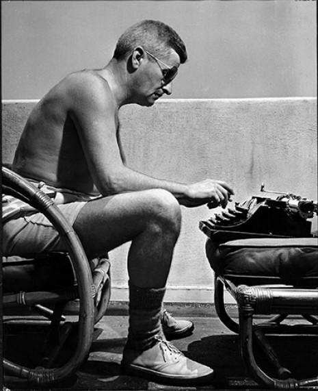 William Faulkner, Hollywood, 1940s