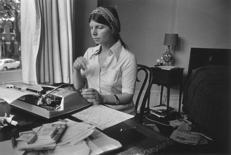 Margaret Drabble, London 1974