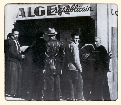 d' Alger republicaine