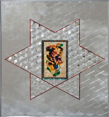 Monir Shahroudy Farmanfarmaian, Untitled, c. 1975–1976.PRIVATE COLLECTION.