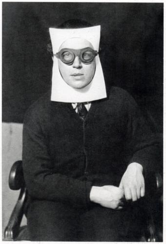 Ο André Breton από τον Man Ray, 1930