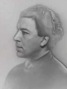 Ο André Breton από τον Man Ray, 1931