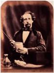 Charles Dickens by (George) Herbert Watkins