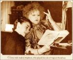 Colette and Hepburn