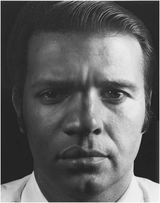 Τhe Double Face , © Bill Stettner, 1963