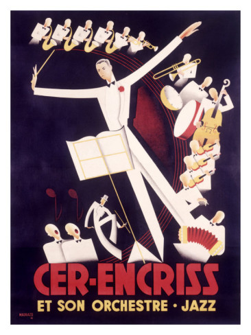 french-jazz-orchestra-poster