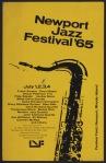 Newport Jazz Festival`65