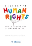 OHCHR - 10 December 2011 Human Rights Day Official Poster