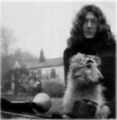 Robert Plant and Strider