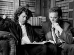 Tim Burton and Michael Keaton