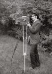 Alfred Stieglitz. 1886 Self-portrait.