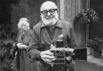 Ansel Adams and Imogen Cunningham by Alan Ross, 1975