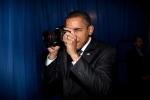 Barack Obama with a 5D Mark II
