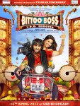 Bittoo Boss 2012 Hindi mobile movie poster hindimobilemovie.blogspot.com 1