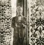 Cecil Beaton, self portrait