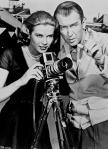 Grace Kelly & Jimmie Stewart