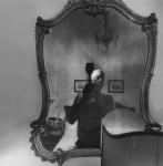 Lee Friedlander, Self-portrait, 1997
