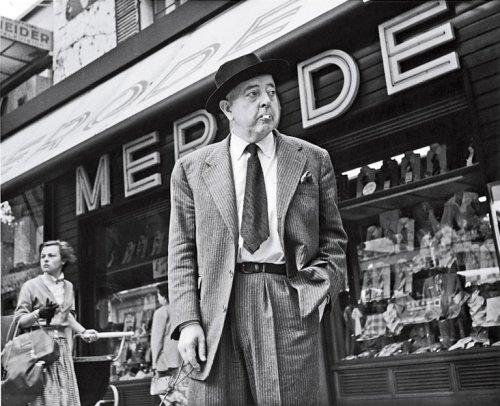 Ο Jacques Prevert από τον Robert Doisneau