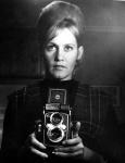 Sue Ford, Self-portrait 1969