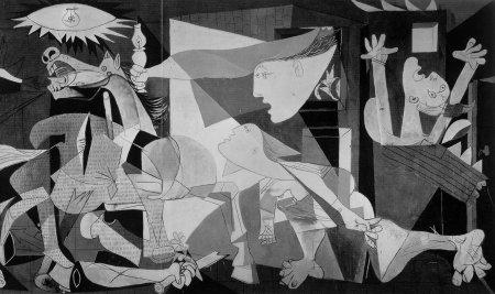 46.PabloPicasso-Guernica-1937