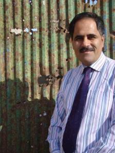 Abdul Wasi Rahraw Omarzad