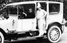 Anna Held being chauffeured around in her fabulous 1919 Packard