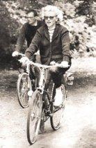 Arthur Miller, Marilyn Monroe riding
