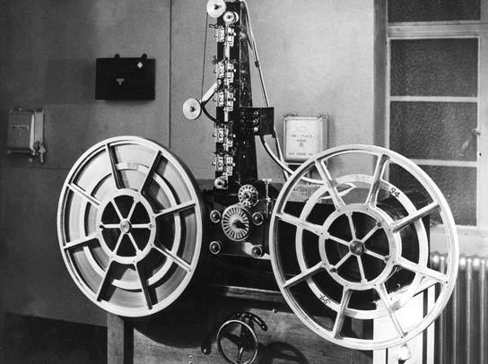 Blattnerphone, μια από τις πρώτες συσκευές ήχου που εγκατέστησε το BBC