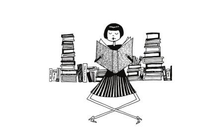 bookworm-bw