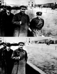 stalin before & after