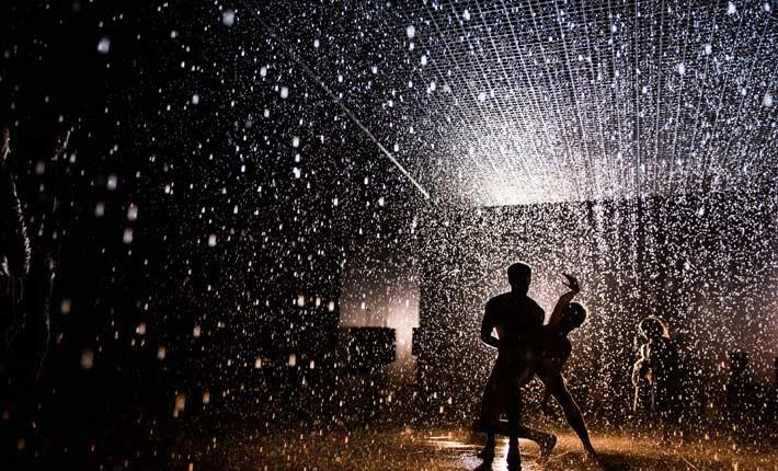 Rain Room 23