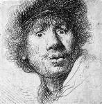 Ρέμπραντ, αυτοπροσωπογραφία, c. 1630