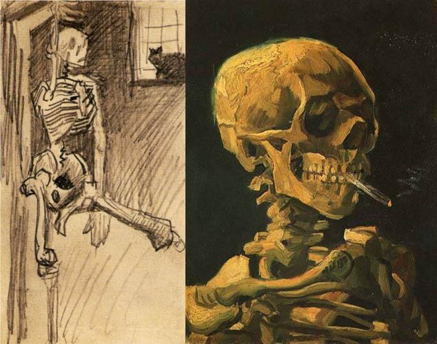 Βίνσεντ Βαν Γκογκ, 1886