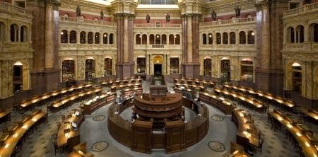 01 Library of Congress — Washington, D.C., U.S.A.