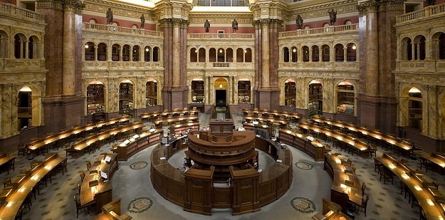 01 Library of Congress — Washington, D.C., U.S.A.