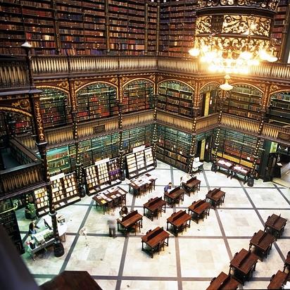 02 Royal Portuguese Reading Room — Rio de Janeiro, Brazil b