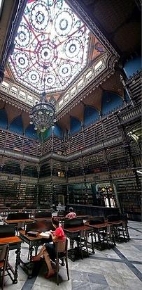 02 Royal Portuguese Reading Room — Rio de Janeiro, Brazil