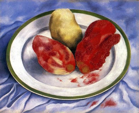 02-tunas-still-life-with-prickly-pear-fruit-1938