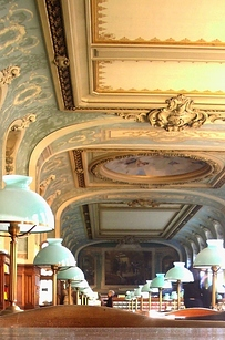 03 Reading Room at La Sorbonne — Paris, France b