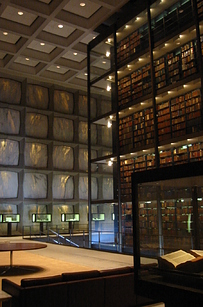04 Beinecke Rare Book and Manuscript Library at Yale University — New Haven, Conn.