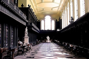 05 Codrington Library at Oxford University — Oxford, England b