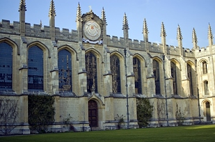 05 Codrington Library at Oxford University — Oxford, England